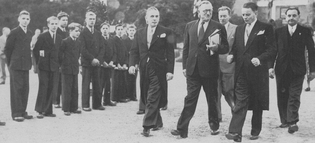 Opening Jaarbeurs 1946
