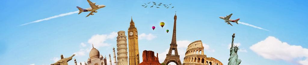 Reizen wereld