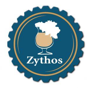 logo zythos Belgie wit